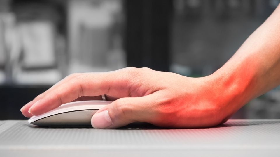 Stop Your Mouse From Hurting Your Hands
