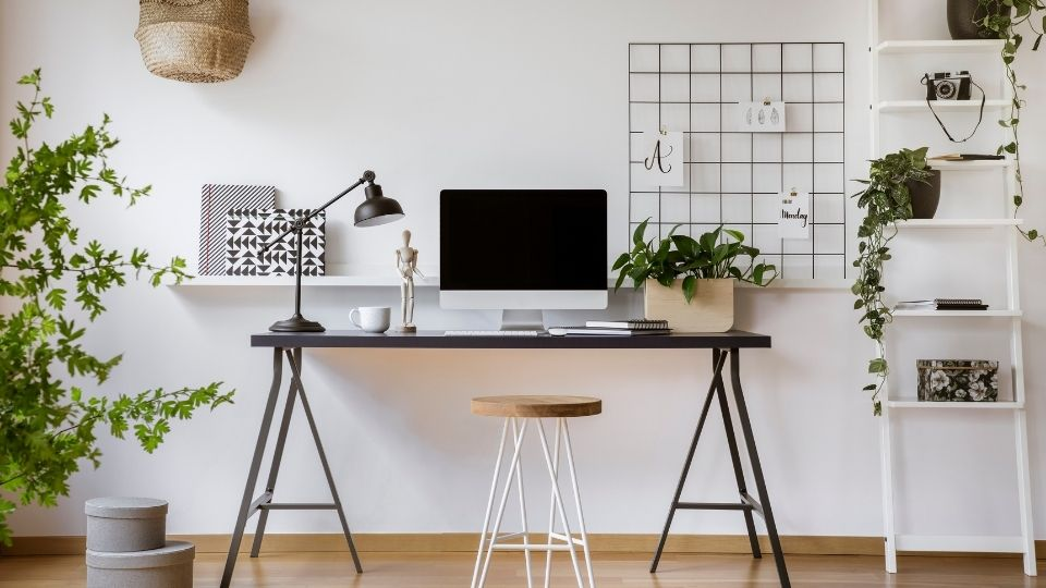 10 Tips to Make Your Home Office More Ergonomic