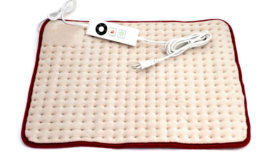 infrared heating pad for back pain