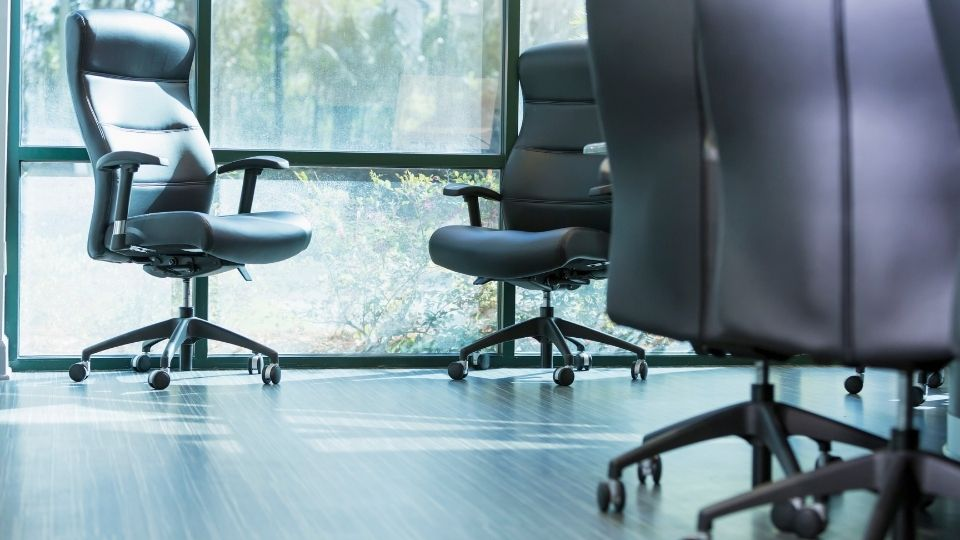 soft backed office chairs