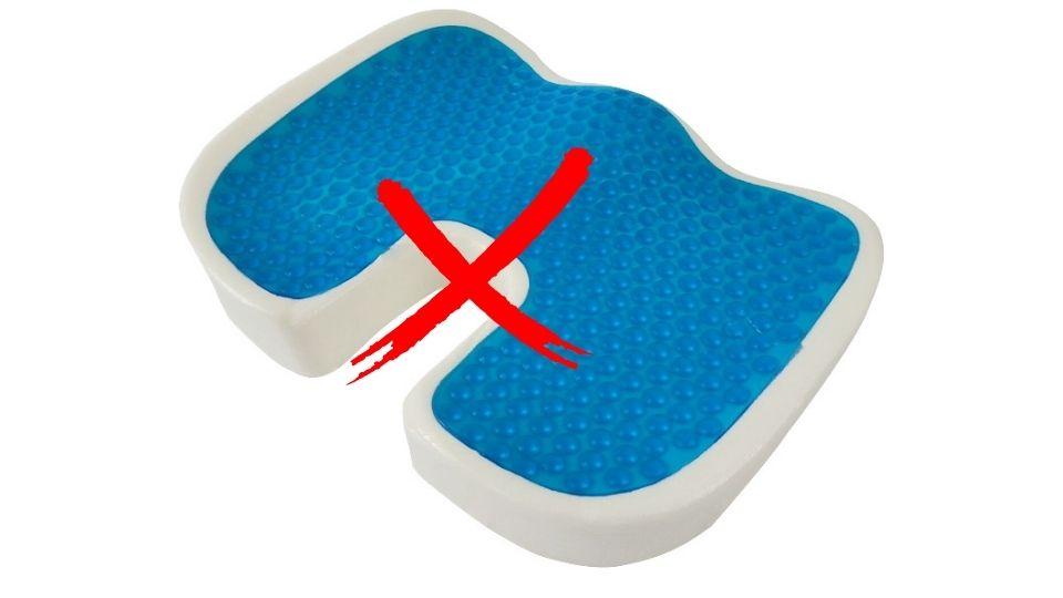 cheap memory foam seat cushion
