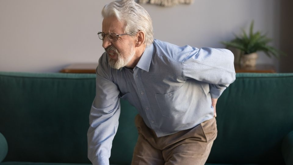 How to Sit with Spinal Stenosis