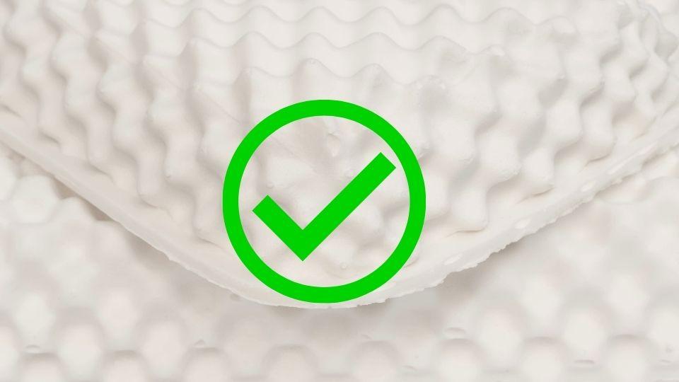natural latex cushion