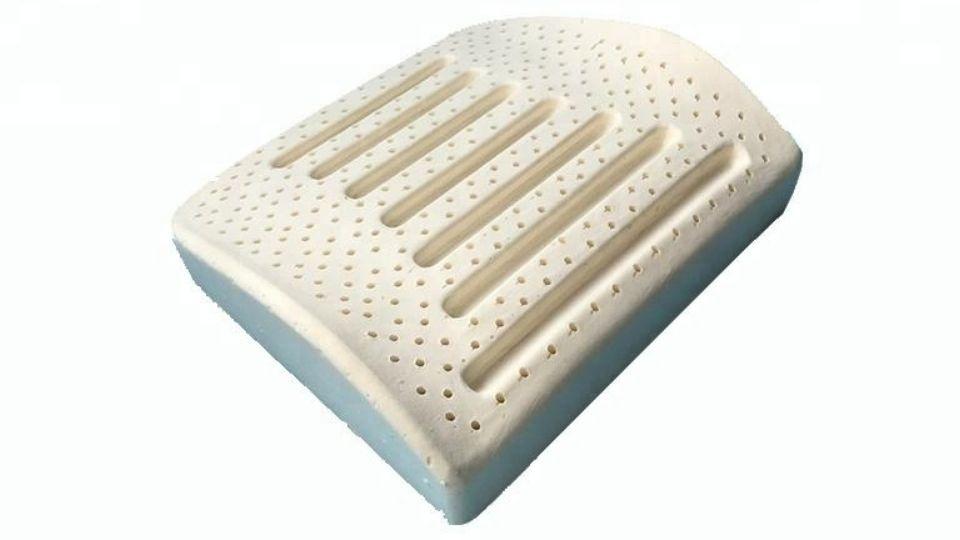 natural latex lumbar pillow