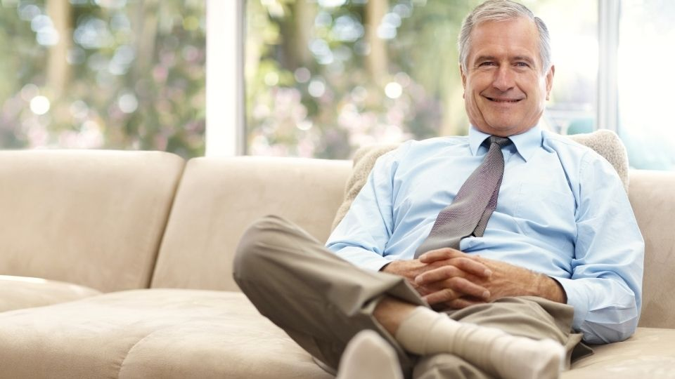 benefits of elevating legs