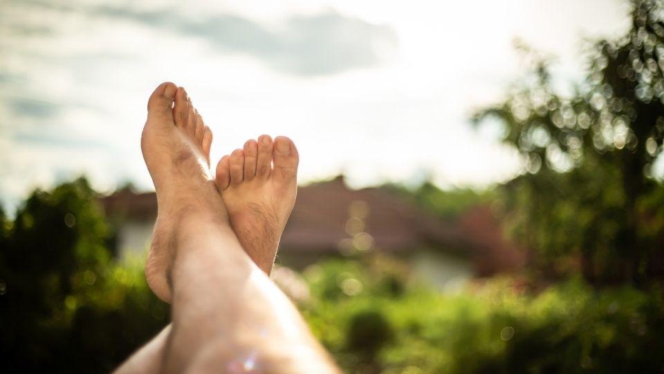 how long should you raise legs