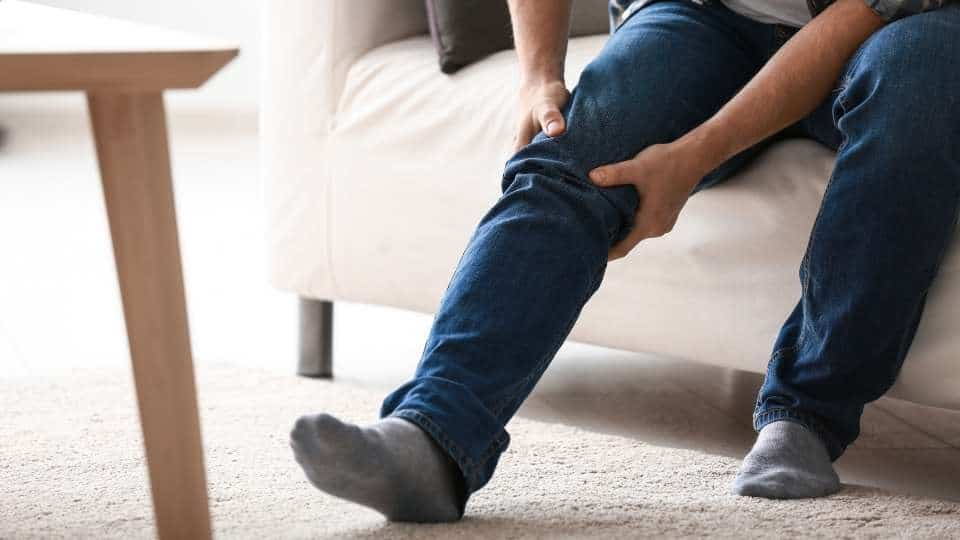 Can Sitting a Lot Cause Weak Legs?