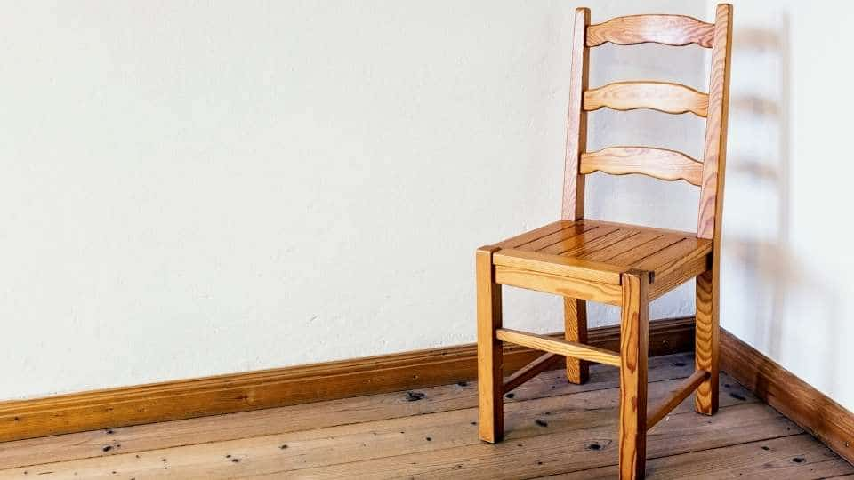 How to Make a Wooden Chair Comfortable