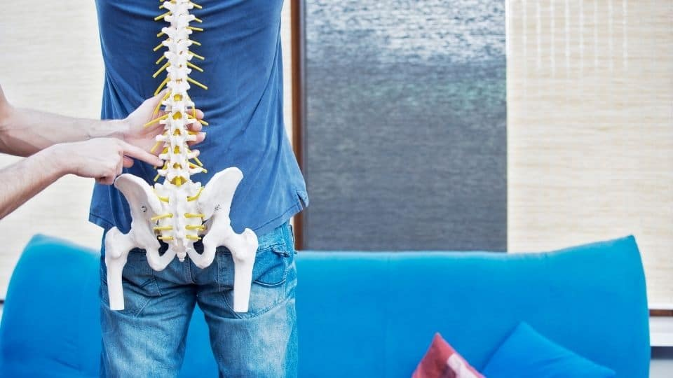 How Thick Should A Lumbar Support Cushion Be? | A Chiropractor Explains